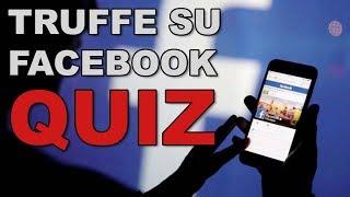 Quiz e Test su Facebook, attenzione alle truffe