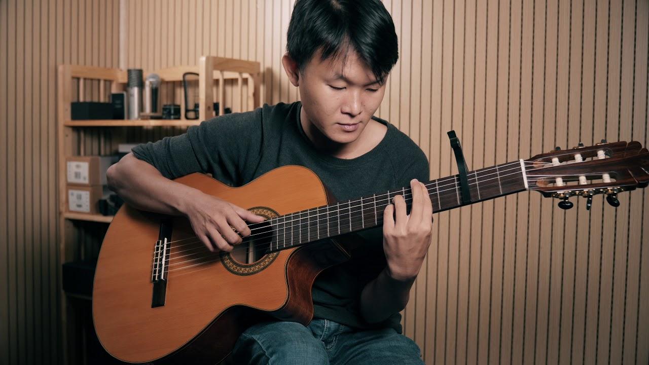 Một Thời Đã Xa - Phương Thanh (Guitar Solo)