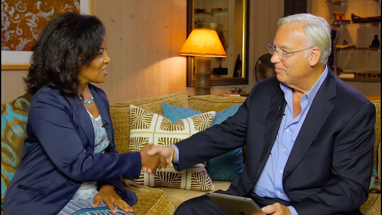 Jack Canfield interviews Nita Wiggins about her book Civil Rights Baby