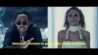 Taylor Swift - Bad Blood ft. Kendrick Lamar (tradução)
