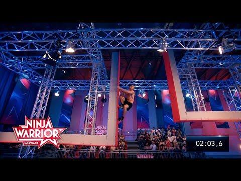 """Ninja Warrior Germany: Benni Grams Run ist """"unmenschlich""""- """"Das geht doch gar nicht!"""""""