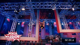 Ninja Warrior Germany: Benni Grams Run ist