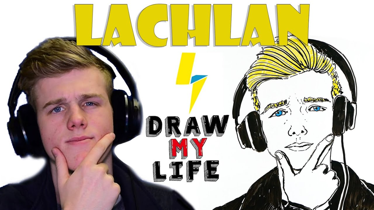 Draw My Life : Lachlan (Complete)