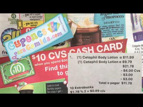 Compartiendo mi plan de compra para Cvs [Valido: 11/19-11/25]