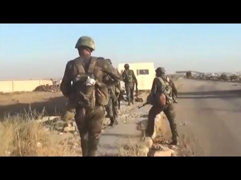 امرأة على الحدود الأردنية: المليشيات الطائفية اعتدت على الأعراض وقتلت شبان واعتقلت آخرين  - 23:20-2018 / 7 / 7