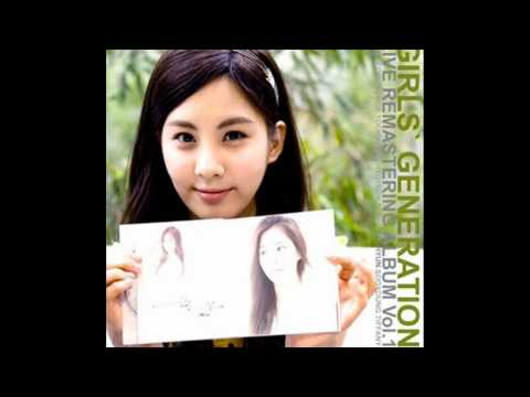 SNSD TaeNy - Because of You (Kelly Clarkson Back-vocal Version) [Vol. 1]