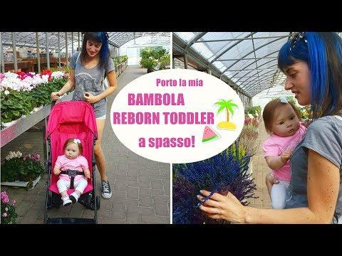 Porto Matilde Bambola Reborn Toddler a...