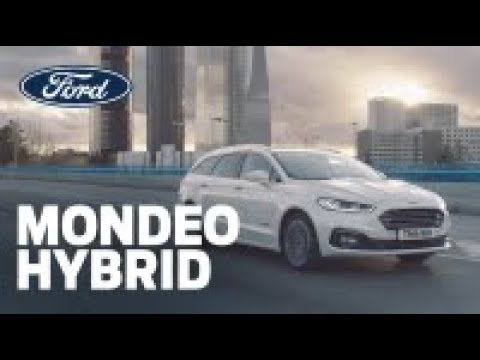 Ford Mondeo Hybrid Ford Ireland Youtube