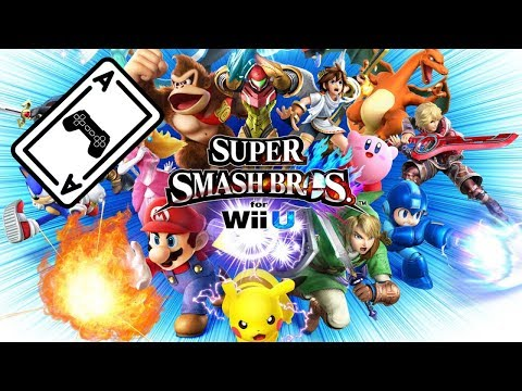CG4E Juega EN VIVO: Super Smash Bros for Wii U