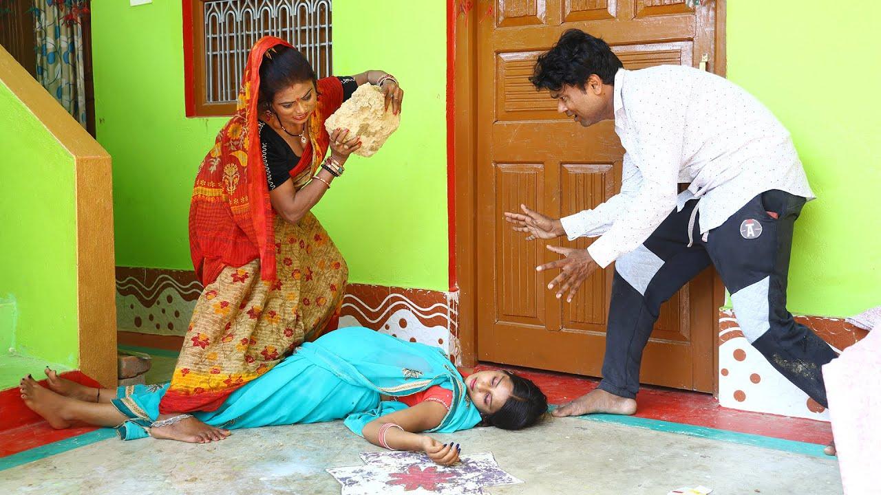 गर्भवती बहु पर अत्याचार - जीवन बदलने वाली लघु फिल्म | बहु की दर्दनाक कहानी | Maithili Bazar