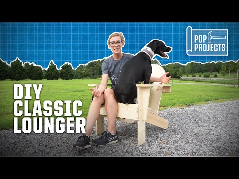 How to build your own classic lounger | POP Projects | Popular Mechanics #howto