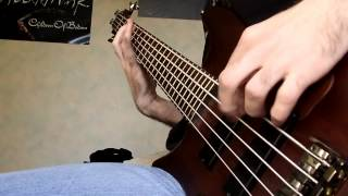 ʚ Carcass - Lavaging Expectorate Of Lysergide Composition bass cover ɞ