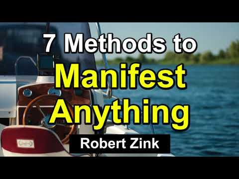7 Method to Manifest Anything You Desire with the Law of Att