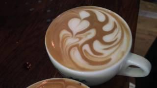 Barista Skills & Latte Art Techniques