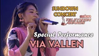 Via Vallen Full Segment 23rd Asian Television Awards 2019 Sundown Concert