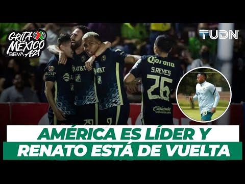 ¡América vuela alto! La efectividad de Solari y Renato Ibarra está de regreso | TUDN