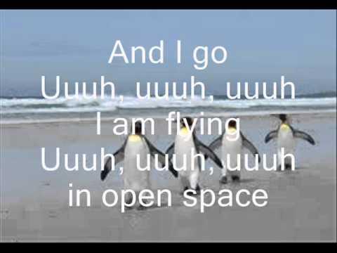 Nice Little Penguins - I am flying LYRICS
