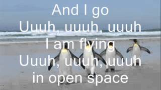 Nice Little Penguins - I am flying LYRICS