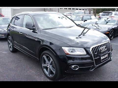 2015 Audi Q5 3.0T Prestige Walkaround, Start up, Tour and Overview