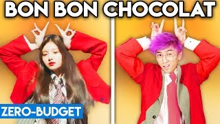 Baixar K-POP WITH ZERO BUDGET! (EVERGLOW - Bon Bon Chocolat)