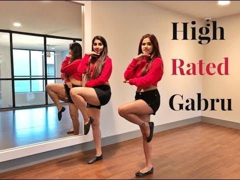 High Rated Gabru| Nawabzaade|Amrita & Raveena's Dance |Guru Randhawa |Varun Dhawan |Shraddha Kapoor