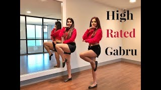 High Rated Gabru Nawabzaade Amrita Raveena 39 s Dance Guru Randhawa Varun Dhawan Shraddha Kapoor