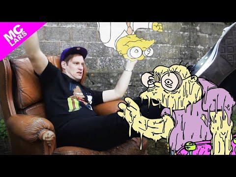 "MC Lars - ""The Ballad of Hans Moleman"" (Official Video)"