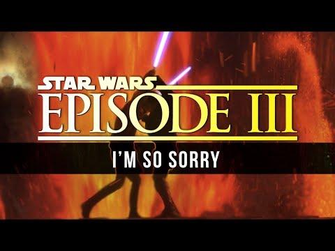 John Williams: I'm So Sorry [Star Wars III Unreleased Music]