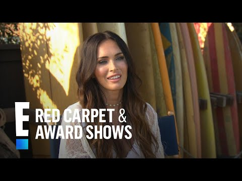 Megan Fox Wants Lingerie Line to Make Women Confident | E! Live from the Red Carpet