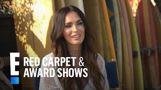 "Megan Fox Wants Lingerie Line to Make Women ""Confident""   E! Red Carpet & Award Shows"