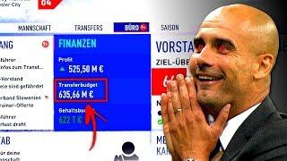 FIFA 19 : ICH MUSS JEDES TRANSFERANGEBOT ANNEHMEN !!! 😱💸 Manchester City Karriere Challenge