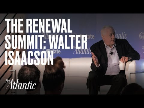 A Conversation with New Orleans Native Walter Isaacson