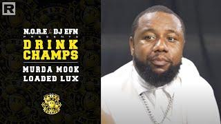 Murda Mook & Loaded Lux On Legendary Hip Hop Battles & The Evolution of Battle Rap  | Drink Champs