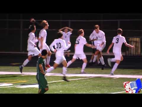 Ohio high school soccer playoff brackets