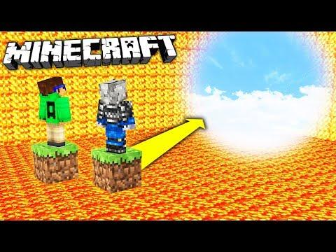 CEL MAI GREU NIVEL CU LAVA!!! CU ASE - Minecraft PARKOUR