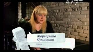 """Маргарита СУХАНКИНА в программе """"Вспомнить всё"""" - кипятильник"""