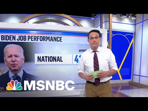 Steve Kornacki Previews Virginia Governor's Race As Polls Tighten