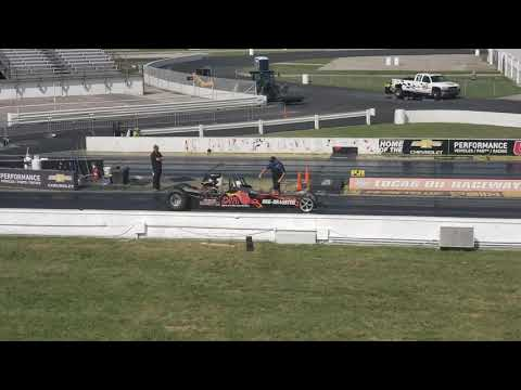 Pure Speed Lucas Oil Speedway Grandstand View pass 3