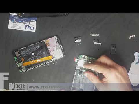 Huawei Mate 10 Lite (RNE-L01) - Sostituzione display - Display replacement