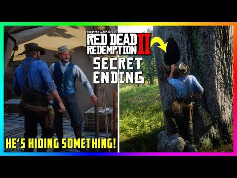 Arthur Builds A Railroad During This SECRET Mission With A HIDDEN Ending In Red Dead Redemption 2! thumbnail