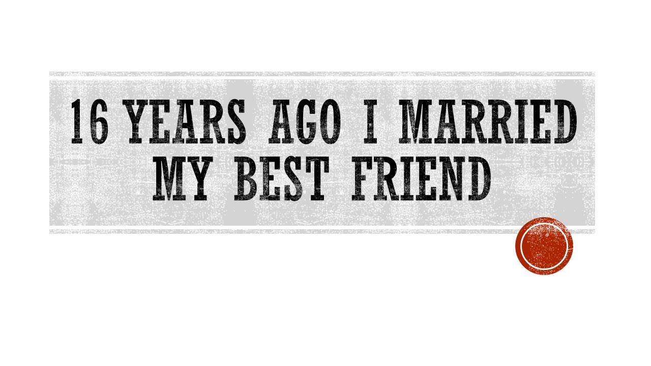 Happy 16 Year Wedding Anniversary  YouTube