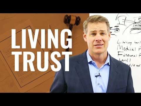 Setting Up a Living Trust (Estate Planning FACTS)