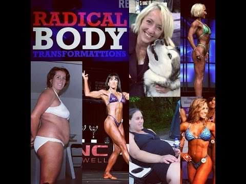 'Radical Body Transformation' Episode 12) OPA Girls Pt. 1: No Excuses!