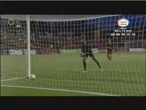 Budapest Honvéd FC - FK Čelik Nikšić 9-0