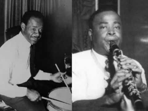 Gene Sedric + Mezz Mezzrow + Red Richards + Kansas Fields 1953 - Clarinet blues