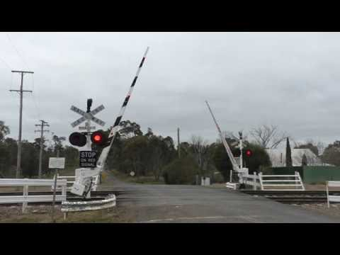 Level Crossing, Nubba NSW, Australia.
