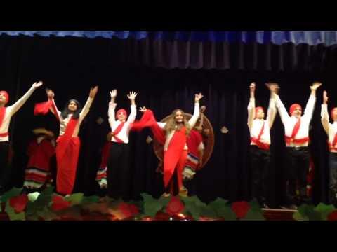 Christmas Around the World (2014)