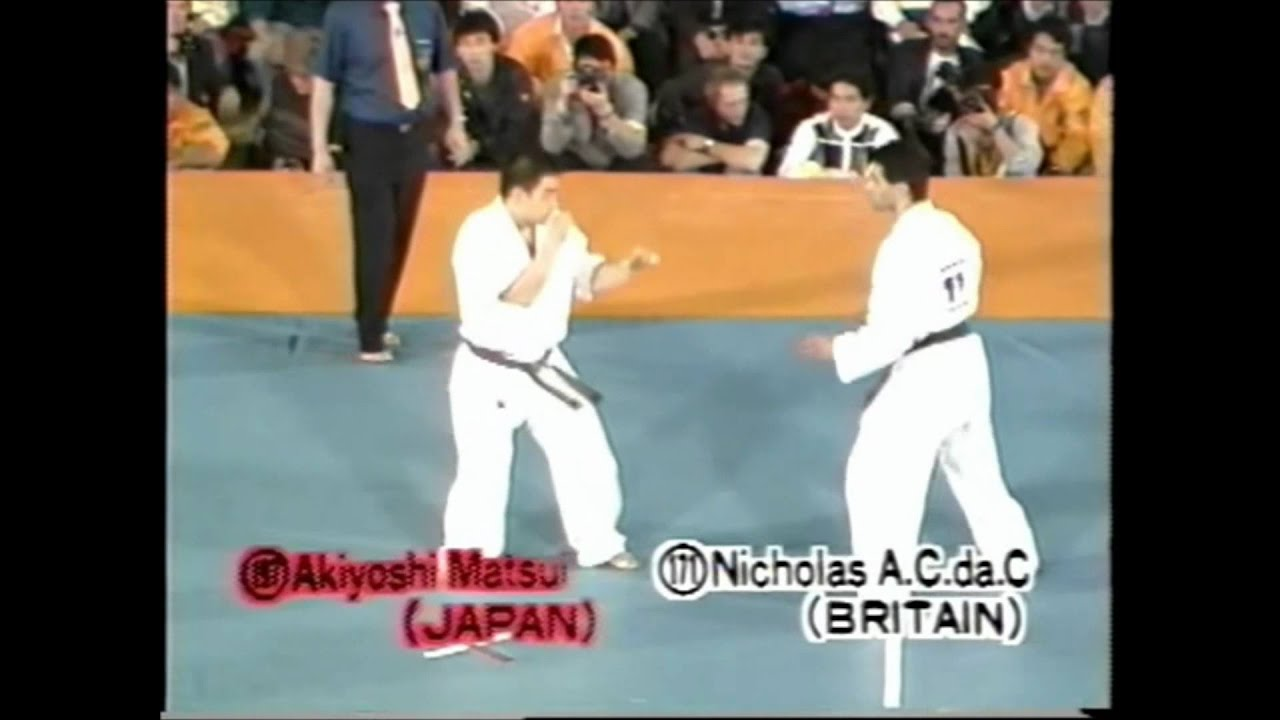 Kyokushin Karate 4th World Tournament   The Greatest World Tournament beda15f95f