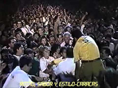 BRAVO DE VERDAD OSCAR D´LEÓN POLIEDRO DE CARACAS 1994