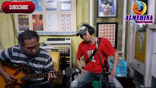 Download AYAH SEVENTEEN cover by ARIEF TIO feat GUNTUR SN good job !